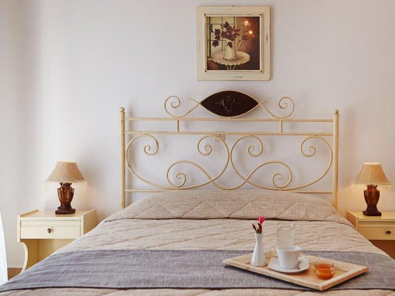 Griechenland Kykladen Santorini Reise Unterkunft