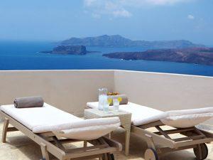 Santorini Reise Griechenland Kykladen Unterkunft