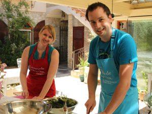 Die Griechische Küche entdecken