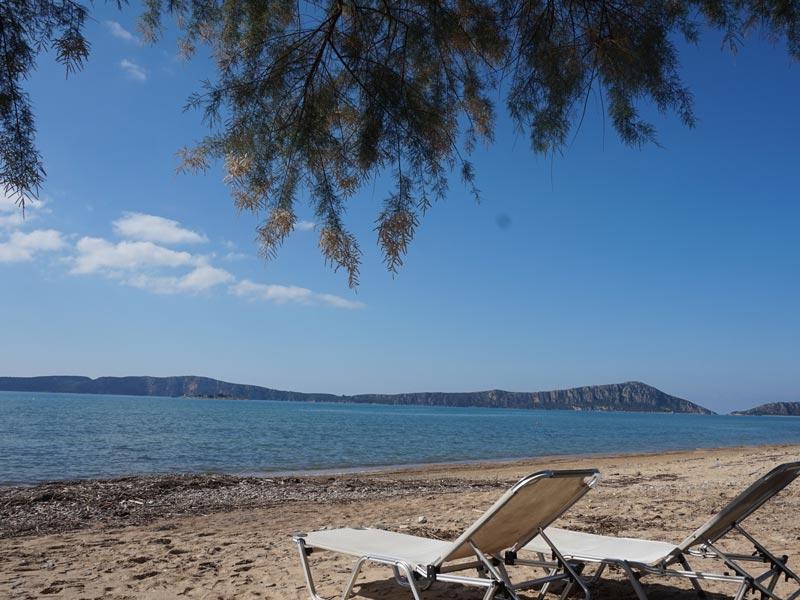 Strand von Gialova
