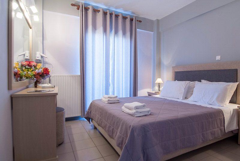 Hotelzimmer in Gialova