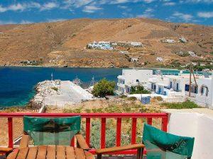 Griechenland Amorgos Kykladen Hotel Unterkunft