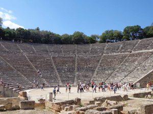 Theater in Epidauros