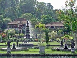 Der Wasserpalast von Tirtagangga.