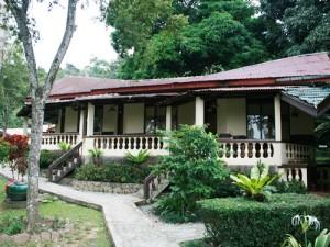 Schlichte Unterkunft in Bukit Lawang - Java, Bali und Sumatra