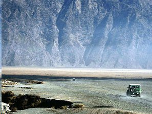 Mit dem Jeep zum Bromo