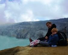 Der Schatz des Vulkans Ijen
