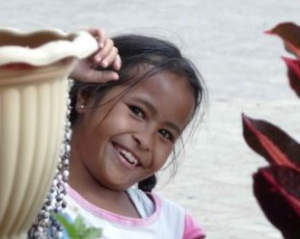 kleine-Balinesin