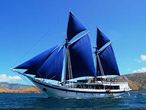Von Bali nach Komodo segeln