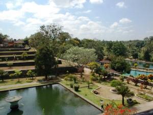 Narmada Wasserpalast in Mataram