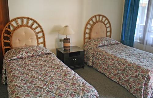 Zimmer in Rantepao.