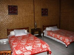 Zweibettzimmer in Senaru.