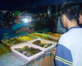 Unterwegs auf dem Street Food Market