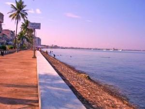 Promenade in Makassar - Sulawesi und Bali
