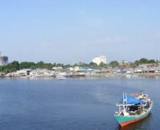 Bummeln im Hafen von Makassar