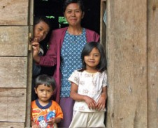 Bei den Toraja zu Hause
