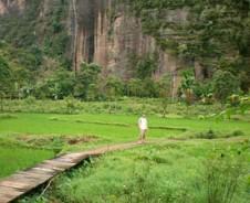 Bukittinggi – Heimat der Minangkabau-Kultur