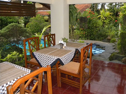Hotelrestaurant in Yogyakarta