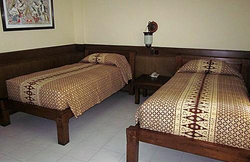 Hotelzimmer in Yogyakarta