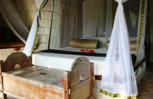Zimmer im Bungalow in Balangan