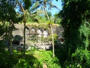 Ubud - Gunung Kawi auf Bali
