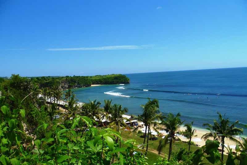 Traumhafte Kulisse in Balangan