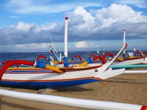 Auszeit am Strand von Sanur