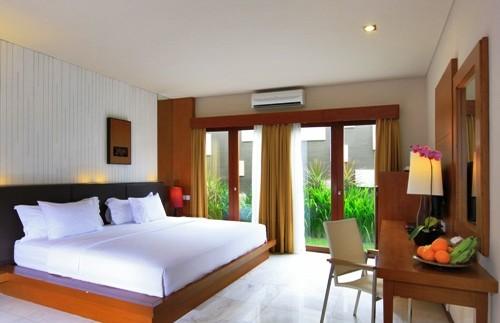Zimmer im Hotel in Jimbaran