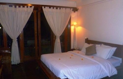 Ihr Zimmer im Hotel in Kintamani