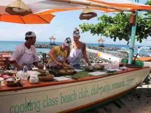 Beim Kochkurs in Candidasa - Zwei Wochen Bali