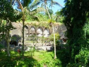Die faszinierenden Königsgräber Gunung Kawi.