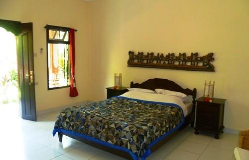 Zimmer in der Unterkunft in Lovina