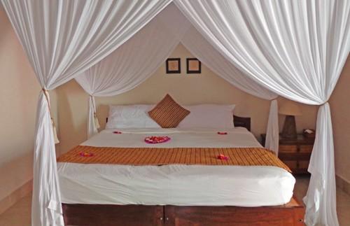 Zimmer im Wasserpalast in Tirtagangga