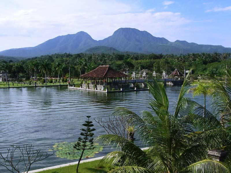 Tirtagangga Wasserpalasttour