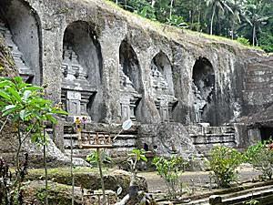 Königsgräber Gunung Kawi in Ubud