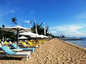 Der Strand von Sanur - Schönste Strände Balis