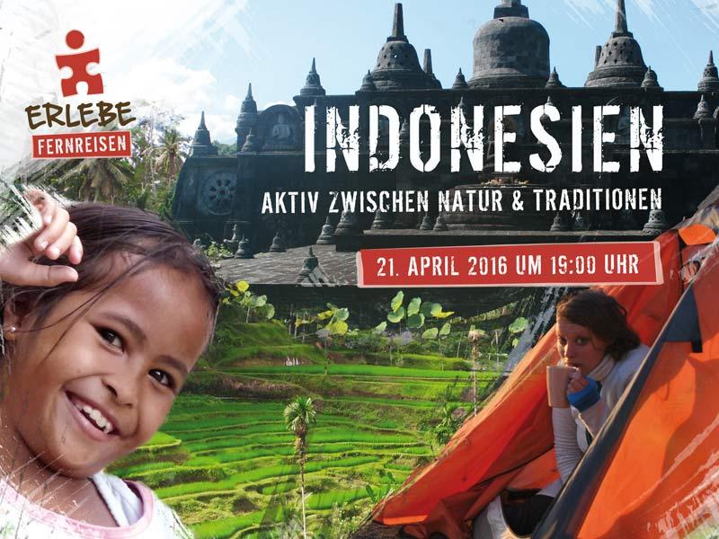 Infoabend Indonesien
