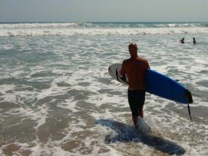 Stürzen Sie sich in die Wellen!