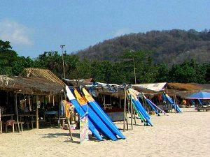 Strand in Kuta