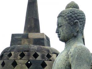 Der buddhistische Tempel Borobudur auf Java - Java, Bali und Sumatra