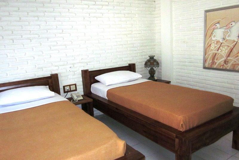 Gemütliche Zimmer im Budget-Hotel in Sanur