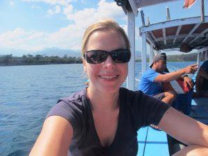 Mit dem Boot zu den kleinen Gilis