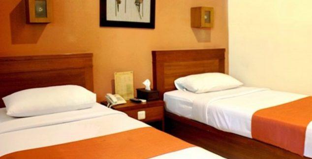 Zimmerbeispiel Hotel Bandung