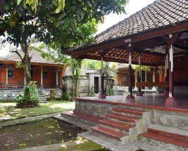 Ehemaliger Königspalast bei Tabanan