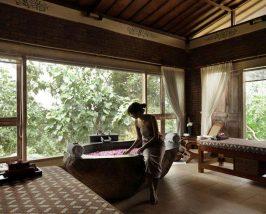 Entspannen in angenehmer Atmosphäre