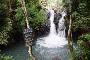 Bali Secret Garden Wasserfall Trekking