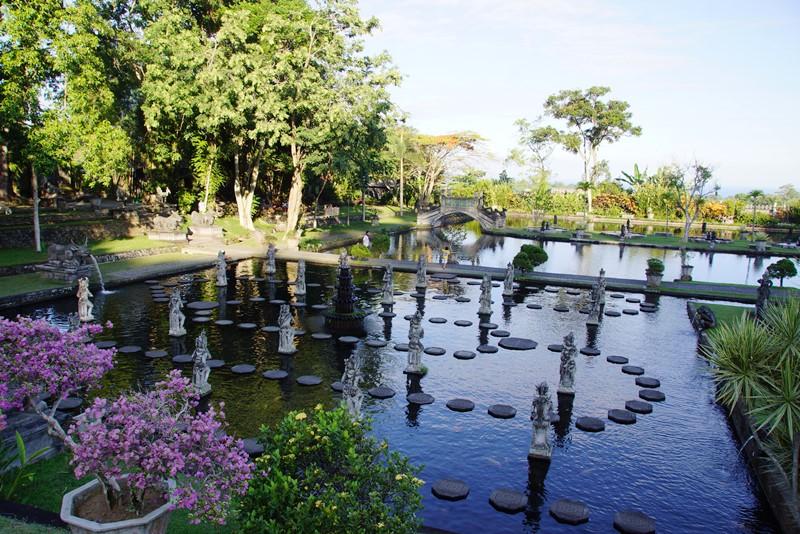 Wasserpalast Tirtagangga Bali