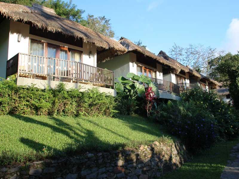 Landestypische Komfortunterkunft in Ruteng