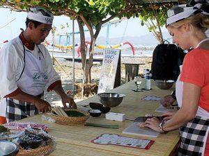 Balinesisch kochen in Candidasa - Schönste Strände Balis