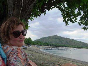 Relaxen mit Blick auf das Meer - Schönste Strände Balis